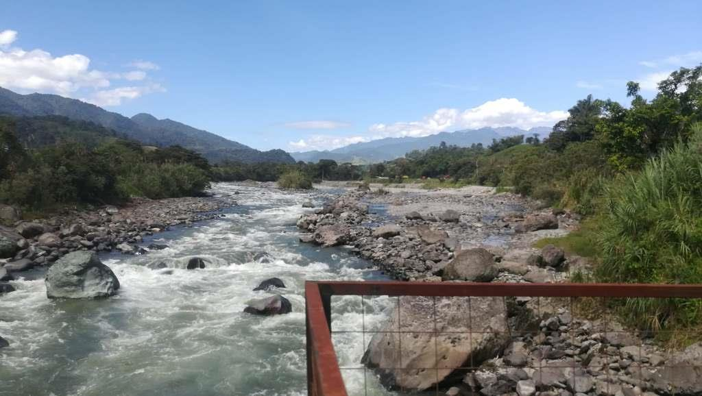 Lodging Facilities in the Quijos Valley